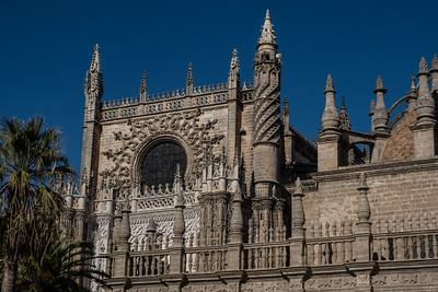 Seville Cathedral   Catedral de Sevilla