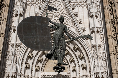 Puerta del Príncipe, Seville Cathedral