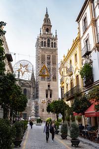 La Giralda, Seville, Spain