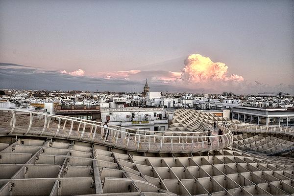 Metropol Parsol Sky View