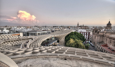 Sky View Seville