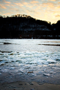 Ice on the Ohio