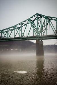 Foggy River II