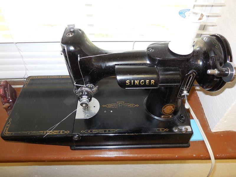 1955 Singer 221