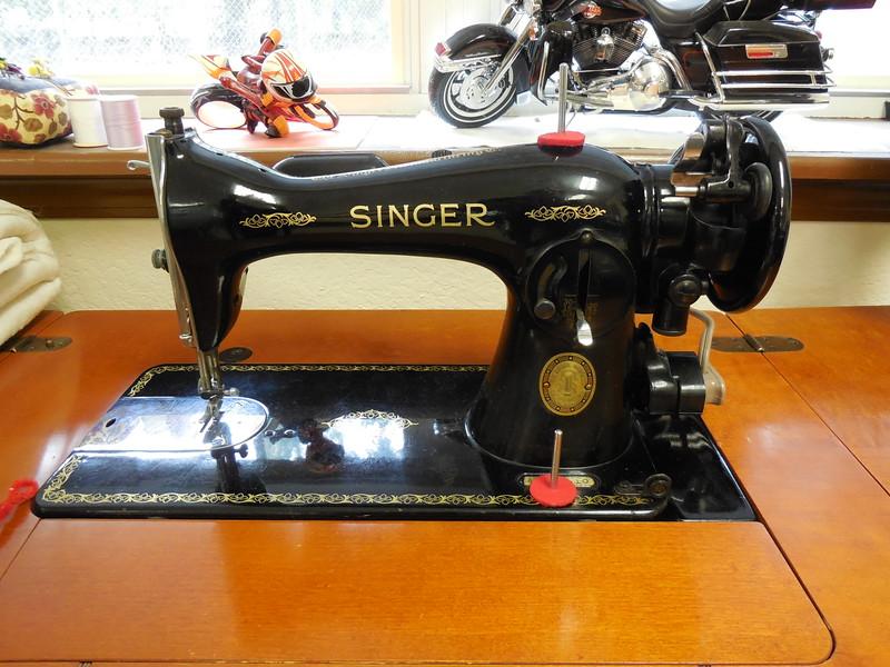 1952 Singer 15-91