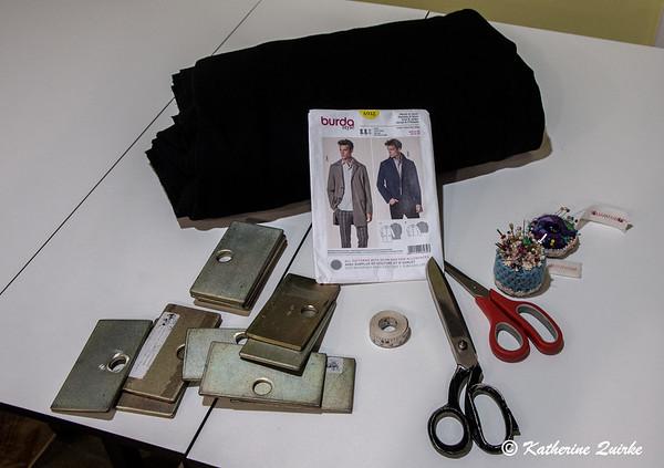 Sewing Preparation