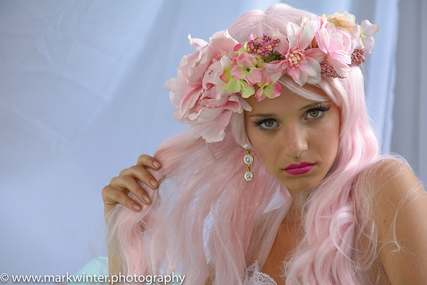 Portraits with Wigs