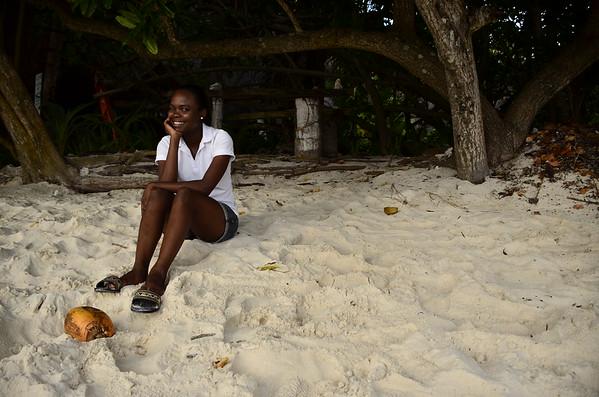Seychelles and Madagascar