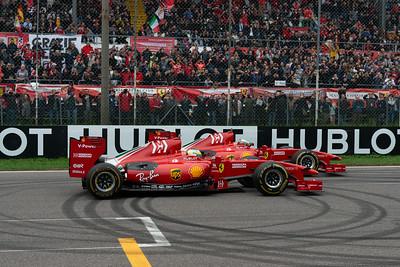 Finali Mondiali Ferrari 2018