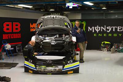 Monza Rally Show 2017