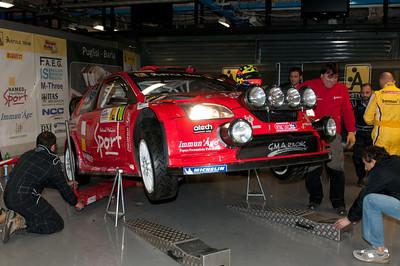 Monza Rally Show 2011