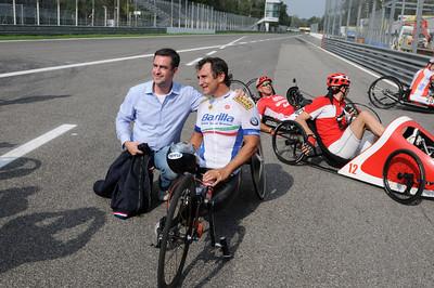 2° Gran Premio Monza di Handbike Post Gara