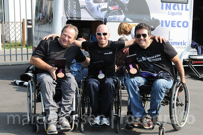 2° Gran Premio Monza di Handbike Pre Gara