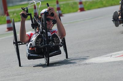 2° Gran Premio Monza di Handbike Gara: 45 minuti + 1 giro
