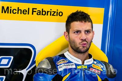 WSBK - Michel Fabrizio