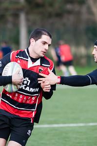 ASD Rugby Lainate vs. ASD Rugby Cernusco