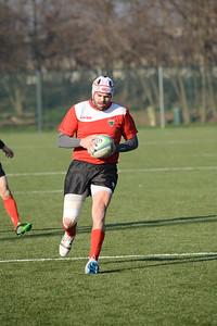 ASD Rugby Lainate vs. ASD Rugby Varese
