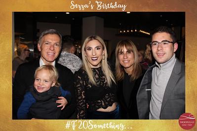 Sezza's Birthday