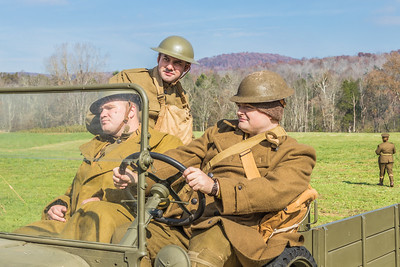 Sgt. Alvin York Veterans Program Weekend 11/17