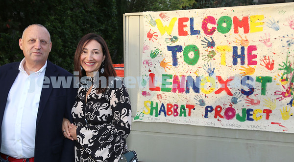 Shabbat Project - Lennox St Party