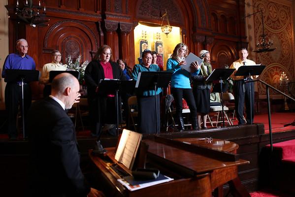 Koleynu Choir Chanukah 2012