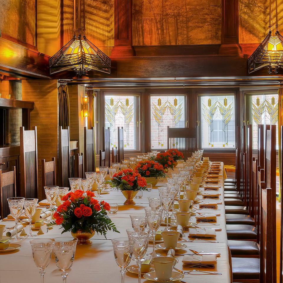 Dana-Thomas House Table