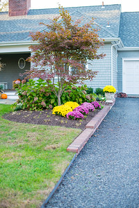 5 Oak Tree Lane - landscaping done by Shady Tree Landscaping