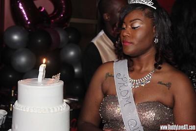 Shae's 25th Birthday