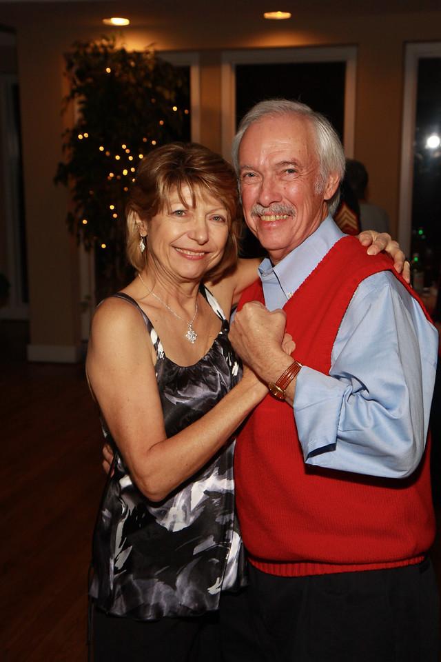 NVSC Christmas Party 2011