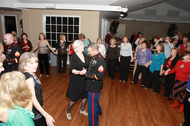 NVSC Christmas Party 2011