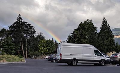 Shaggy is a magical van! ;-)