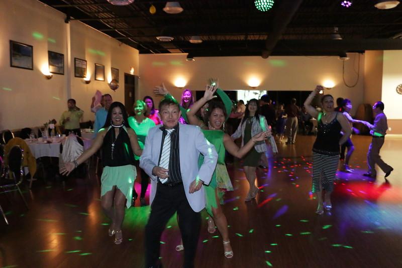 Shake A Leg on a Friday Night at KCCC
