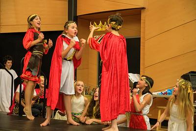 Shakespeare Fifth Grade Julius Caesar