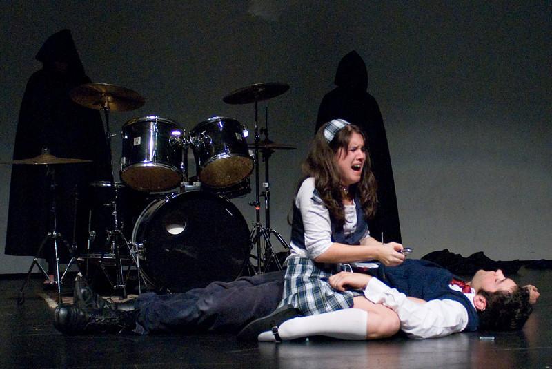 Juliet dies