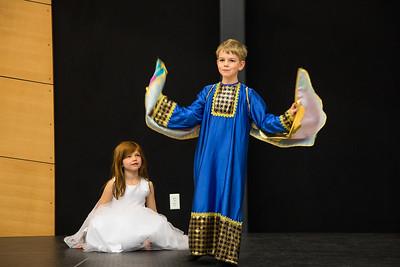 Shakespeare Second Grade Performs A Midsummer Night's Dream