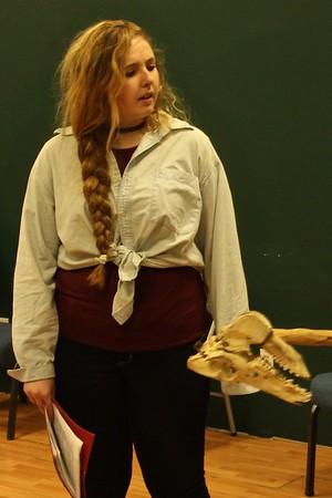 Shakespeare Tempest rehearsal 1.5.16