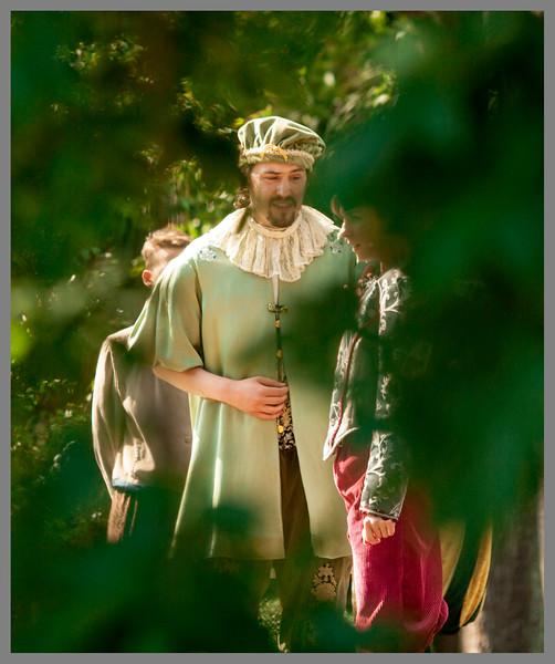 Shakespeare in the park Invercargill Queens Park 2016