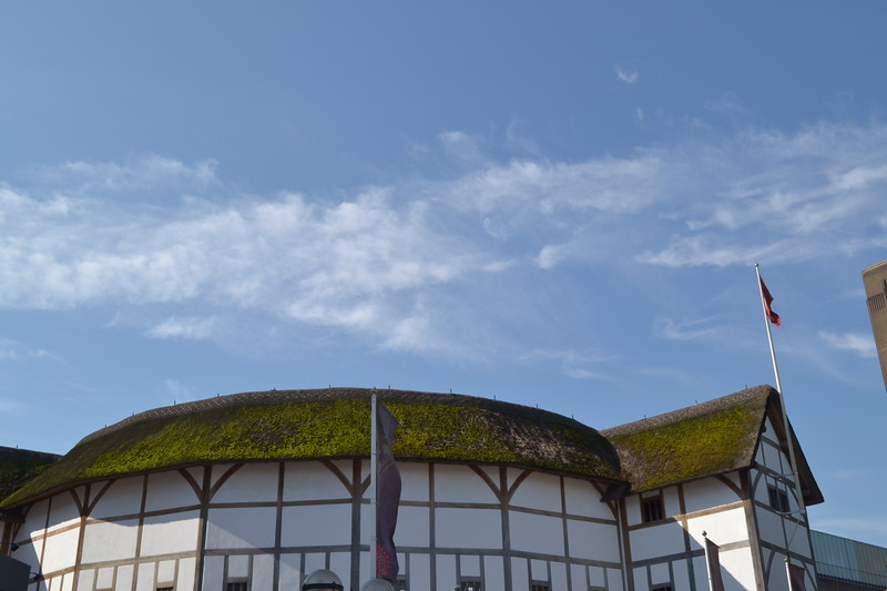 The Globe Theatre, London