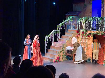 MCC actors perform a scene.