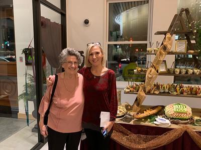 Betty Tonnesen of Salem and Gail Angellis of Nashua