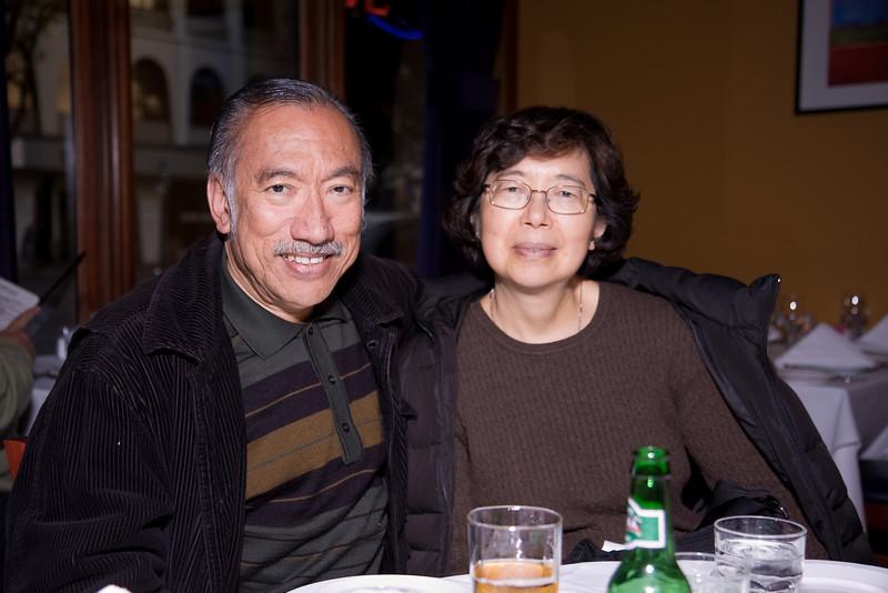Mr. and Mrs. Arculli's 36th Wedding Anniversary