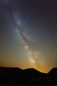 Milky Way from Cygnus to Scorpius