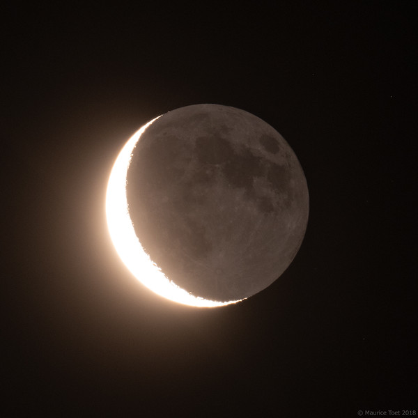 Old Crescent Moon