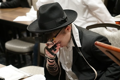 Shalom Yakov Schreiber's Bar Mitzvah-February 2018