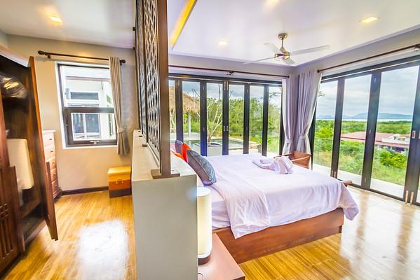 Shamballa Pool Villa Bedroom