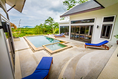 Shamballa: 3 Bedroom Luxury Pool Villa, East Coast, Ko Lanta, image copyright KoLanta.net