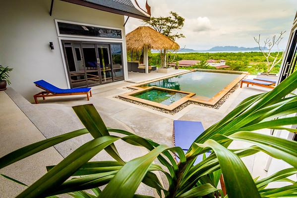Shamballa Pool Villa Seaview