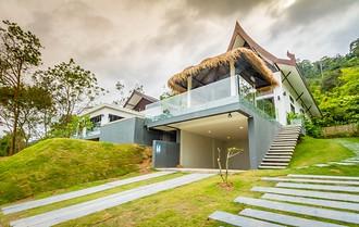 Shamballa Villa, East Coast, Koh Lanta