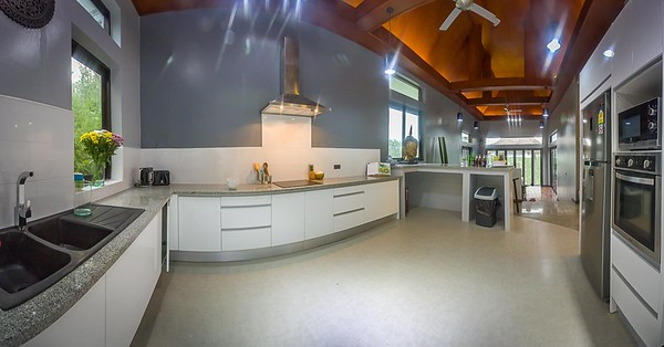 Shamballa Pool Villa Kitchen