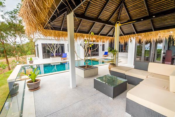 Shamballa Pool Villa Sala